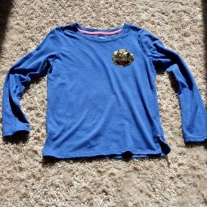 Cat & Jack Sequin Flip Shirt